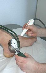 durchblutungstest
